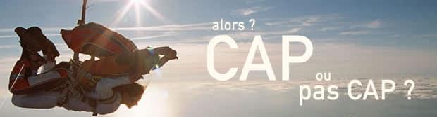 Saut en parachute à Paris : baptême et stage parachutisme