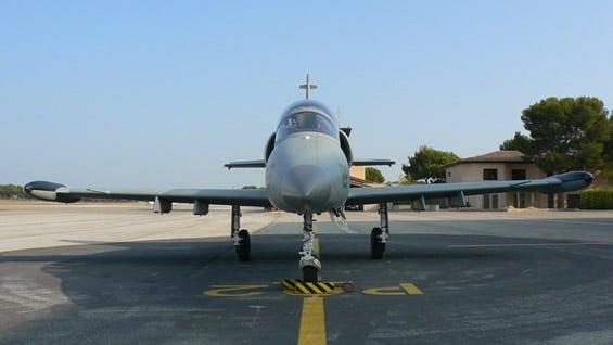 Baptême et stage de pilotage avion de chasse L39 Albatros