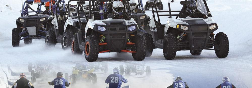 Quad Ice Tour 2015 Valthorens