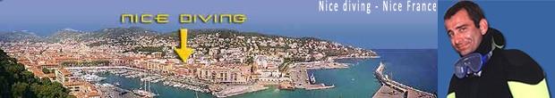 Ecole et stage plongée à Nice avec Nice Diving