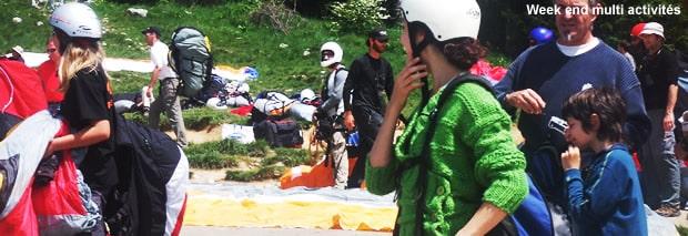 Week end et séminaire sportif à Tignes avec Chlorophyll