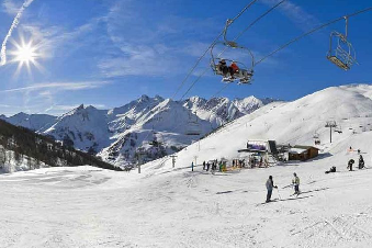 sejour ski neige