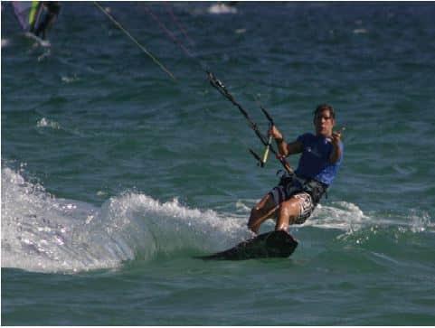 Ecole, cours et stage kitesurf à Tarifa