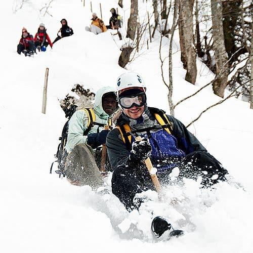 Le Yooner : une nouvelle glisse sur neige