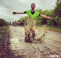 The Mud Day à Lyon les 6 et 7 septembre 2014