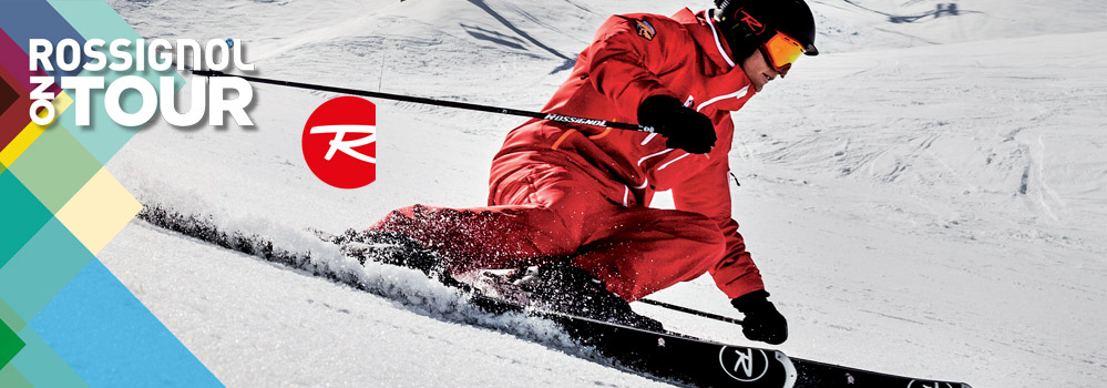 Test gratuit du matos ski Rossignol les 12 et 13 février 2015 à Valthorens