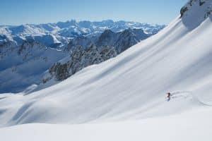 Découvrez les pistes de ski du massif central