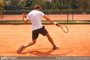 Le tennis : un sport technique, physique et avec du psychologique