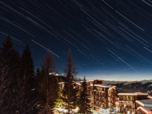 Focus sur la station de ski haut de gamme Les Arcs 1950